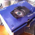 Nytt kamera – Canon SX50 HS