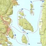 Hotspots i Langangsfjorden
