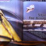 Innlegg i bladet JEGER: Skudd for baugen – sjøfugljakt fra kajakk