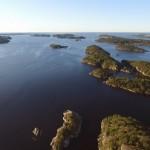 Filmopptak med drone og kamera